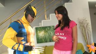 Angel Rivas baise un avec un héro