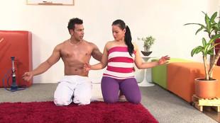 Rita Defortuna allume son coach de sport